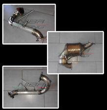 DOWNPIPE Ø60 DEKAT TUBO RIMOZIONE DPF AUDI A4 A5 Q5 2.7 3.0 V6 TDI - 190 240 CV