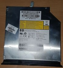 Compaq CQ61 HP G61 DVD RW Drive with Bezel and Bracket 517850-001 - Tested