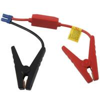Emergency Lead Cable Battery Alligator Clamps Clip For Car Jump Starter B6V3