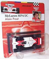 McLaren MP45/2C Alain Prost 1986 1-43 Scale New in Carded Blister