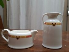 Villeroy & and Boch Creamer and Milk Jug 2 pieces