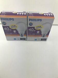 Philips A19 Medium LED Light Bulb (8)