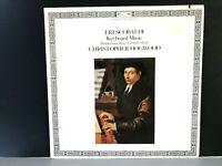 LP Frescobaldi Keyboard Music Christopher Hogwood 2LP's
