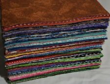 "Lot 25 10"" X 10"" SQUARES >LAYER CAKE, CHARM PACK, QUILT KIT< 100% Cotton Fabric"