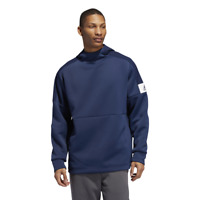 adidas Game Mode Blue Pullover Performance Hooded Sweatshirt Men's XXL Hoodie