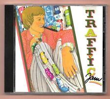 RARE CD ★ TRAFFIC - TRAFFIC JAM ★ ALBUM 7 TRACKS