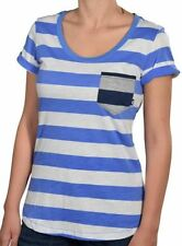 Striped 100% Cotton Tops for Women