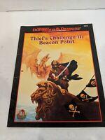 Thief's Challenge II: Beacon Point Adventure Module - AD&D