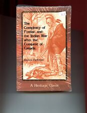 Conspiracy of Pontiac & Indian War after the Conquest of Canada, Parkman,2v SB