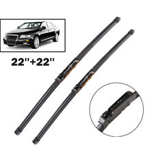 XUKEY Car Front Windshield Wiper Blades Set For Audi A6 S6 RS6 C6 4F All models