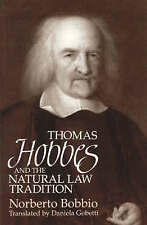 NEW Thomas Hobbes and the Natural Law Tradition by Norberto Bobbio