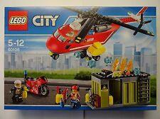 Lego City - 60108 - Unité de Secours des Pompiers