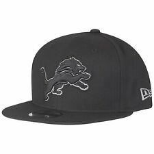 New Era 9Fifty Snapback Cap - Detroit Lions schwarz / grau