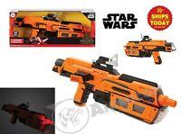 Disney Store SITH TROOPER BLASTER Star Wars Rise of Skywalker Orange NEW 2020
