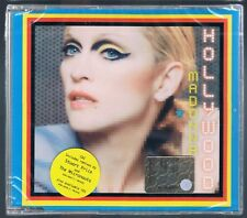 MADONNA HOLLYWOOD  CD SINGLE SINGOLO cds SIGILLATO!!!