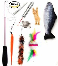 Tom Cat Toys Set for 6 pack