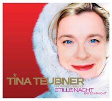 TINA TEUBNER - STILLE NACHT BIS ES KRACHT  CD NEU