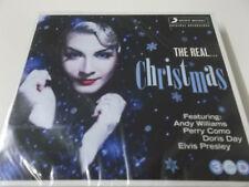 The Real Christmas - 2012 Sony 3cd Set (Perry Como Johnny Cash Elvis Presley)
