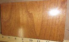 Cherry prefinished wood veneer on lumber board sample 7