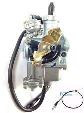 Carburetor w/ throttle TRX 250 TRX250 RECON TRX250TE TRX250TM ES Carb I CA55+