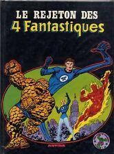 Comics Fr  Artima  LE REJETON DES 4 FANTASTIQUES