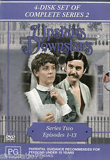 UPSTAIRS DOWNSTAIRS Complete Series 2 [4 Disc] DVD Set R4