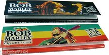 Bob Marley King Size Hemp Rolling Papers (2 packs) **Free Shipping**