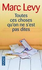 Toutes Ces Choses Qu on Ne Est (French Edition)-ExLibrary