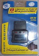 NEW 8MB Memory Card Expander Expansion pack for Playstation 2 PS2 8 MB