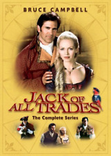 CAMPBELL,BRUCE-JACK OF ALL TRADES:COMPLETE SERIES (US IMPORT) DVD NEW