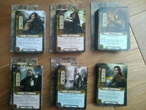 5+ Dwarrowdelf cycle adventure packs for Lord of the Rings LCG Card Game