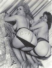 Org Vintage 1940s-60s Chair Rp- Deux Super Doué Femmes- Panties- Big Rond Butt