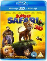 Giungla Safari 3D+2D Blu-Ray Nuovo (KAL8335)