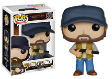 Funko Pop TV Supernatural: Bobby Singer Vinyl Action Figure Collectible Toy 6464