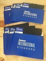 "7 Inmac International Standard 5.25"" Computer Floppy Disks"