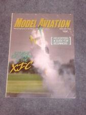 Model Aviation Magazine October 2011