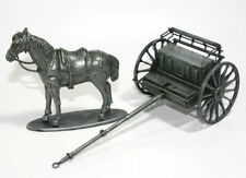 Atlas 1/32 World War I French Horses and Chariot Ea2595004