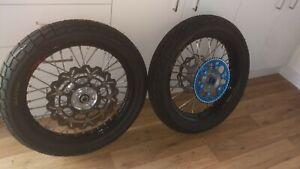 "Yamaha 19"" Wheel Set"