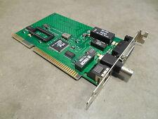 Used Olicom Oc-2173 Combination Ethernet Card 770000680 Rev. 01
