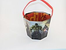 Avengers Thor Hul 8 Inch Halloween Bucket Costume Easter Hunt Holiday Decoration