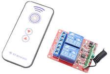 2 Channel DC 5V Relay Remote Control Module Control remote