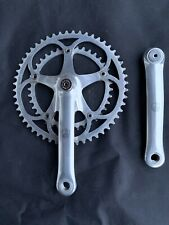 Classic Campagnolo Chorus Croce D'aune Chainset. 170mm, 52/39. 9 Speed.