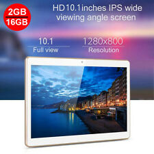 10 Inch Dual SIM Camera 3G 4G Octa Core Tablet PC Android 4.4 2GB 16GB WIFI Lot