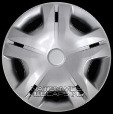 "Set of 4 2007-2016 Nissan Versa 15"" Full Wheel Covers Snap on Rim Skins Hub Caps"