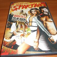 Meet the Spartans (DVD, 2009, Unrated Widescreen) Carmen Electra Used