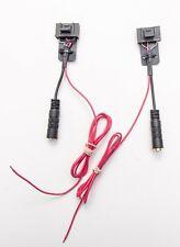 Motorola 20 Pin 3.5mm Speaker Adaptor + Ign Wire -2 PACK-  CDM1250 CDM750 CM300d