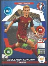 PANINI EURO 2016 ADRENALYN XL CARD- #329-RUSSIA-GAME CHANGER-ALEKSANDR KOKORIN