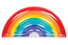 NEW Sunnylife Inflatable Giant Rainbow Floating Pool Toy Age 6+
