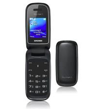 "BRONDI OYSTER S DUAL SIM CLAMSHELL FLIP GSM DISPLAY 1.7"" A COLORI RADIO FM ITALI"