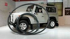 Land Rover Defender 90 110 V8 TD5 300TDi Dash Instrument Gauge Rubber Seal Set